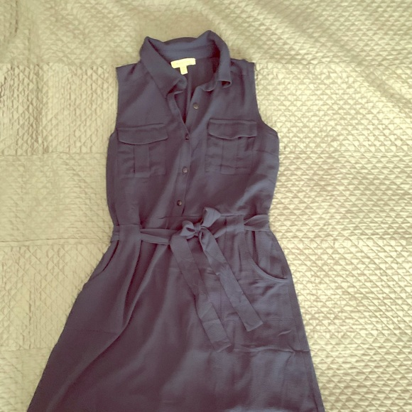 Monteau Dresses & Skirts - Navy blue dress